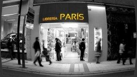 Librería Paris en Zaragoza