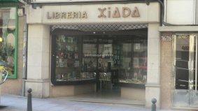 Entrada a la librería Xiada