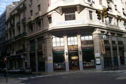 La histórica librería Ávila de Buenos Aires