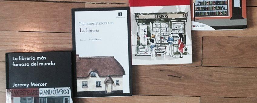 Imagen de Libros sobre librerías III