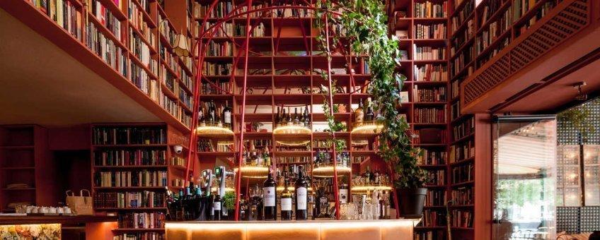 Imagen de Restaurantes Literarios: Madame Sushita