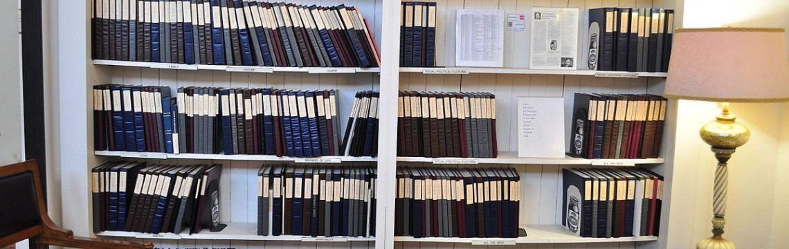 La biblioteca Brautigan
